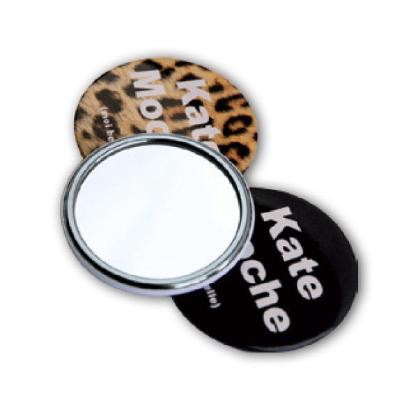 AHK Solutions - Badges and Pins - Mirror Button Badges