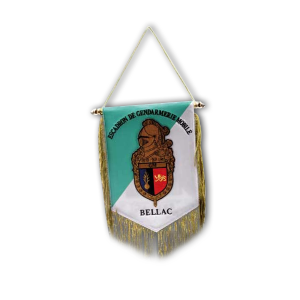 AHK Solutions - Embroidered and Woven Patches - Pennant