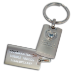 AHK Solutions - Exclusive Keychains - Calipso Exclusive Keychains