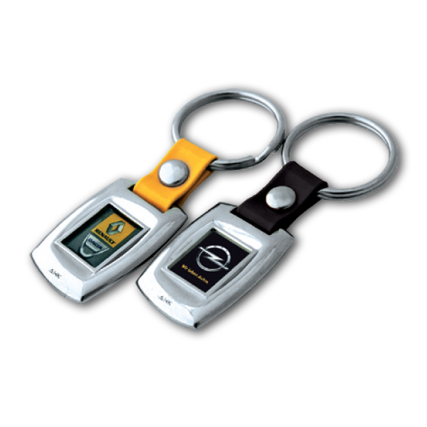 AHK Solutions - Exclusive Keychains - Retro Exclusive Keychains 38x25mm