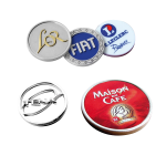 AHK Solutions - Keyholders and Metal or ABS Coins - Metal or ABS Coins