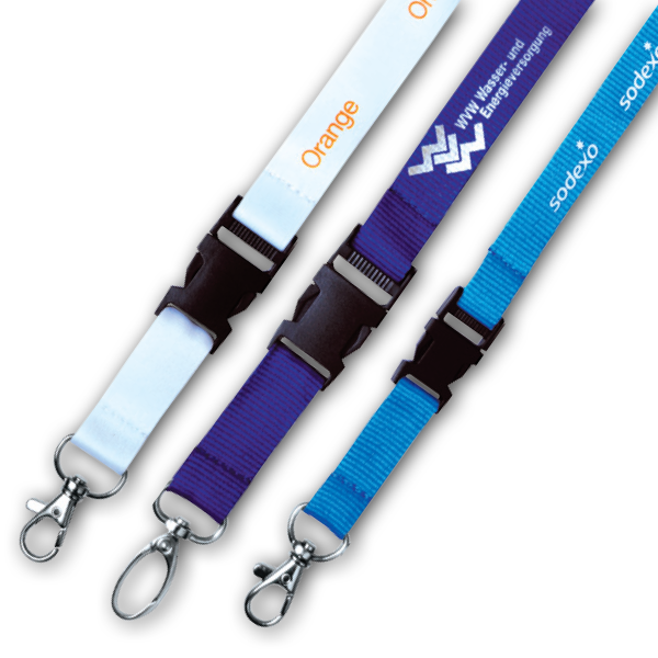 AHK Solutions - Lanyards - Polyester Lanyards