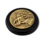 AHK Solutions - Medals and Medallions - Gifts and Various Medals - Medals on Wooden Basis