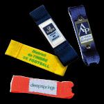 AHK Solutions - Textile Keychains - Felt or Wool Strap Keychains - Textile Strap Keychain